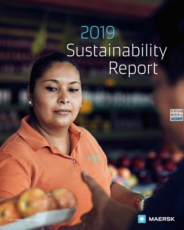 马士基航运Maersk_可持续发展报告Sustainability_2019_T500C.com