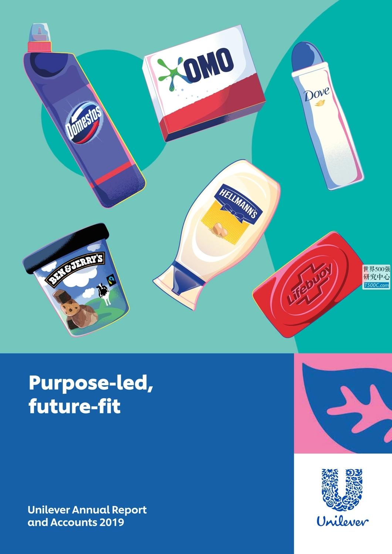 联合利华Unilever_年报AnnualReport_2019_T500C.com
