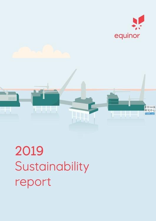挪威国家石油Equinor_可持续发展报告Sustainability_2019_T500C.com