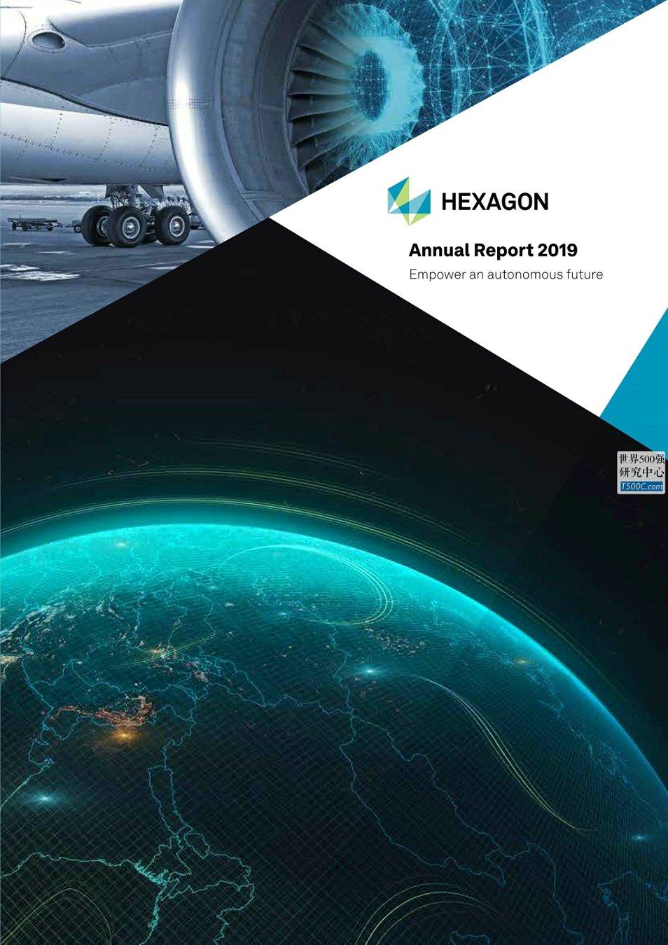 海克斯康Hexagon_年报AnnualReport_2019_T500C.com