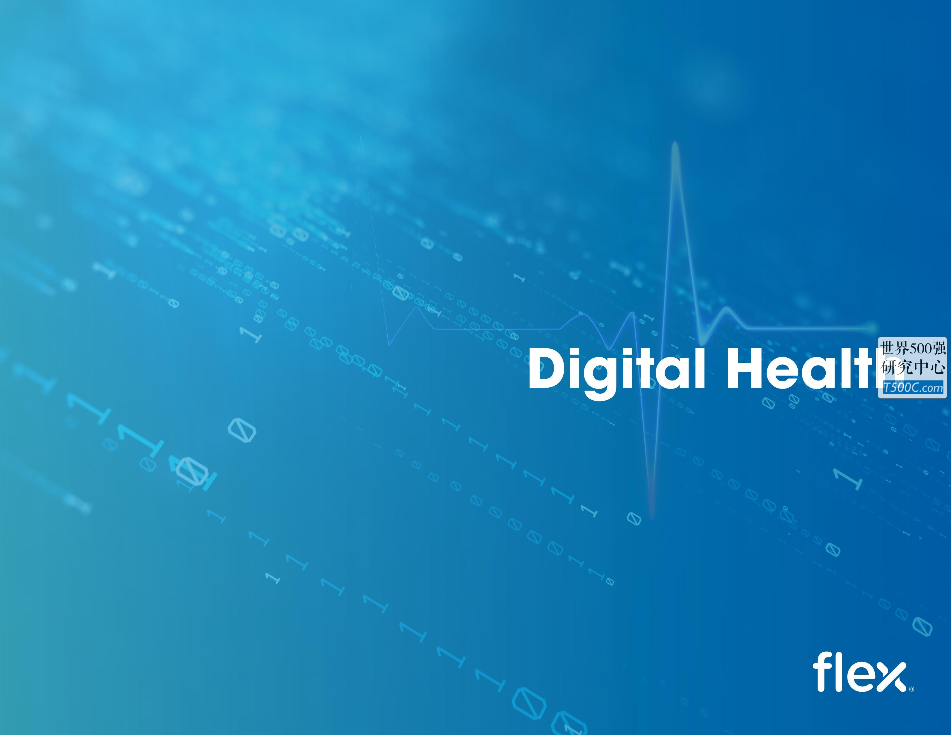 富莱克斯FLEX_业务宣传册Brochure_T500C.com_Digital Health Brochure 2017.pdf
