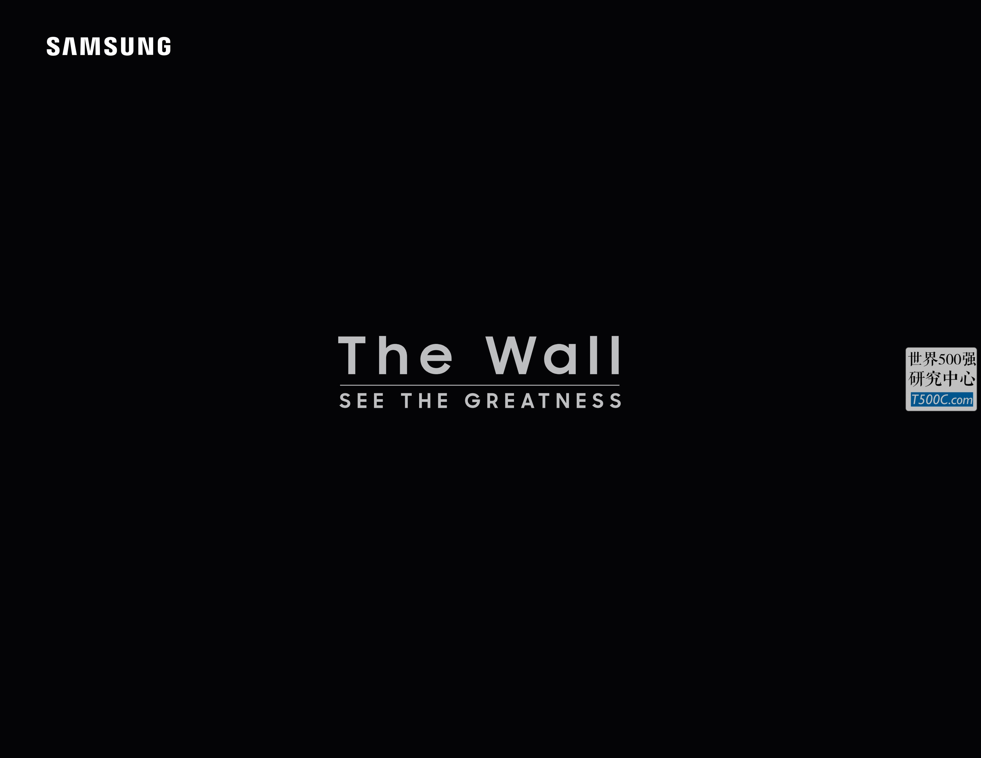 三星Samsung_产品宣传册Brochure_T500C.com_THE WALL.pdf