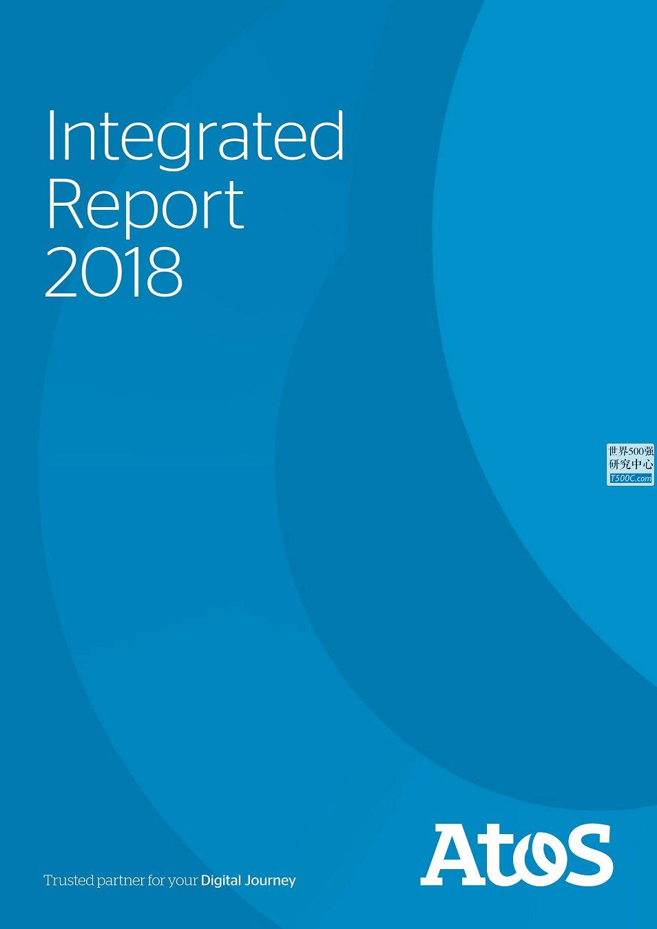 法国源讯ATOS_年报AnnualReport_2018