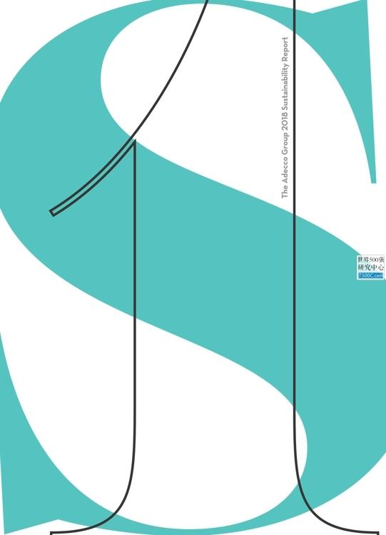 瑞士阿第克Adecco_可持续发展报告Sustainability_2018_T500C.com