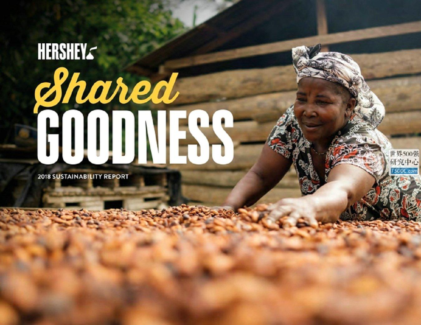 好时巧克力Hershey_可持续发展报告Sustainability_2018_T500C.com