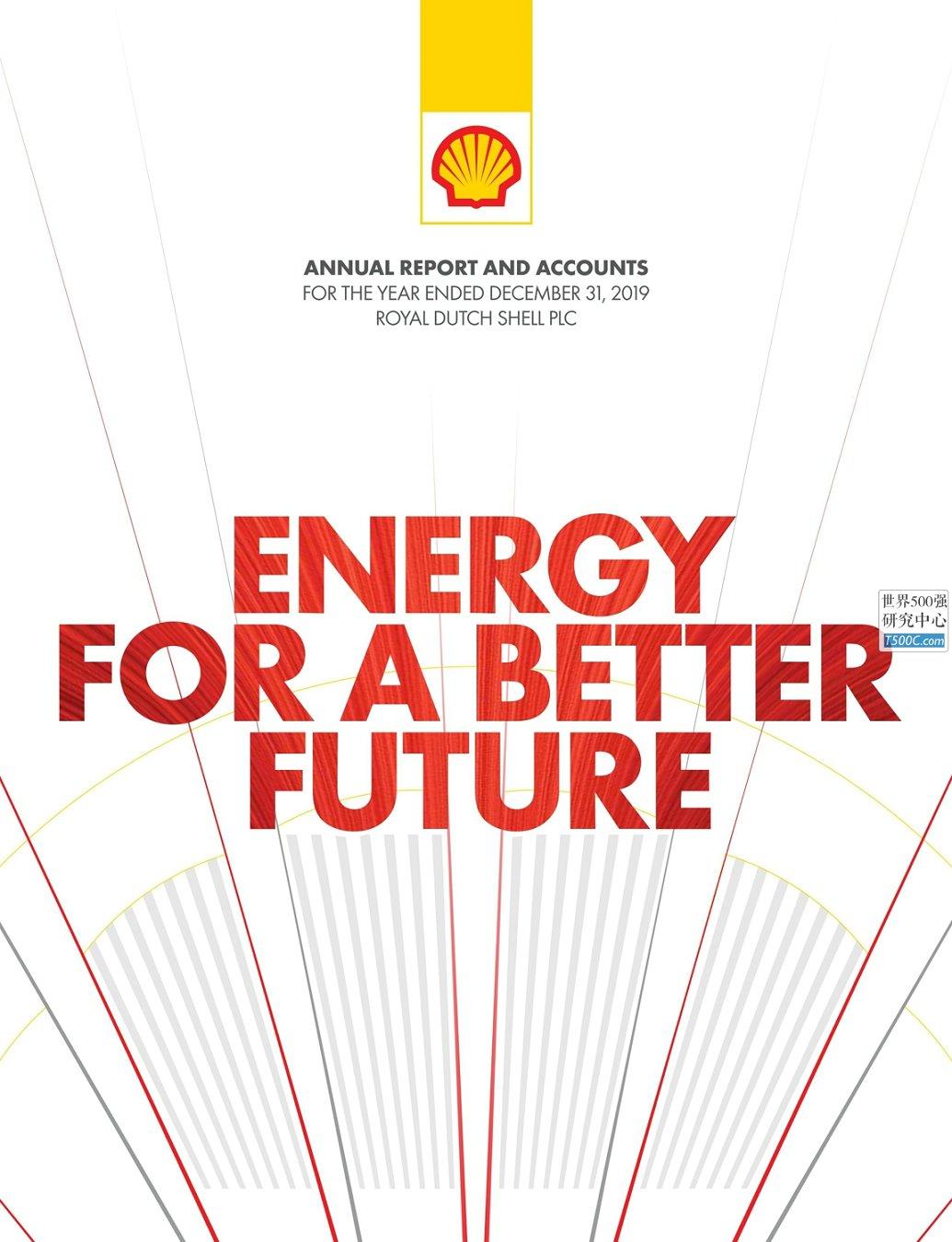 壳牌石油Shell_年报AnnualReport_2019_T500C.com